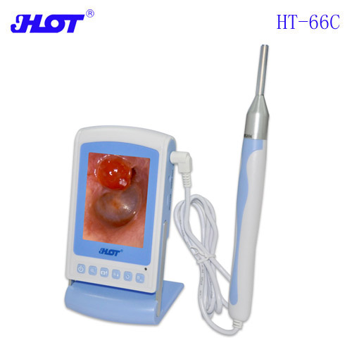 HOT HT-66C Ear Speculum Medical ENT Oral Detector Freeze photo